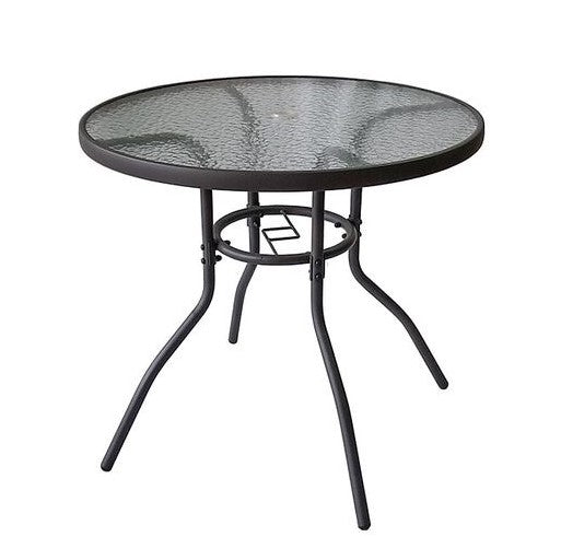 MESA DE PATIO RL-0171WH Juliana Patio Table - Charcoal