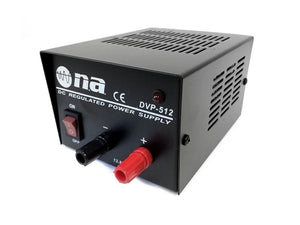 Power Supply 12v    3amp  DVP-512