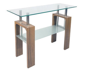 Console Table - Zebrano RL-0582TA