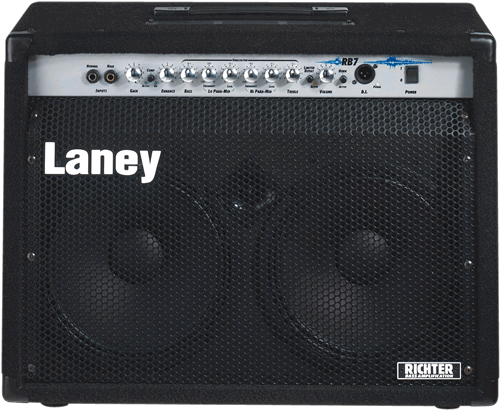 Amplificador de Bajo Laney RB7 Richter Bass Combo 300W 2x10