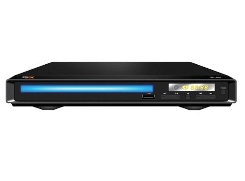 DVD PLAYER QFX