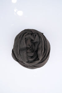 Cool Tone Cotton Scarf