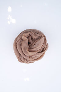 Warm Tone Cotton Scarf