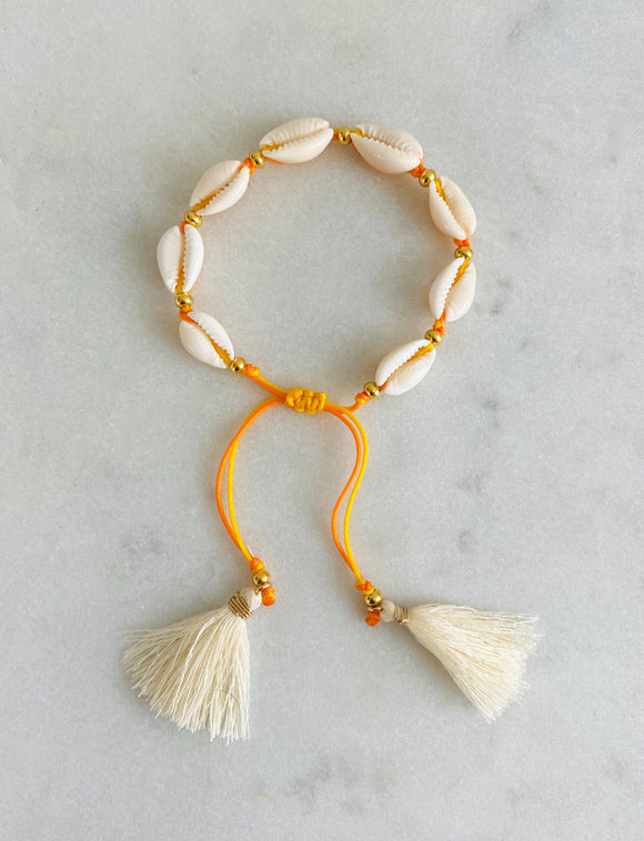 Bonfire Shell Bracelet