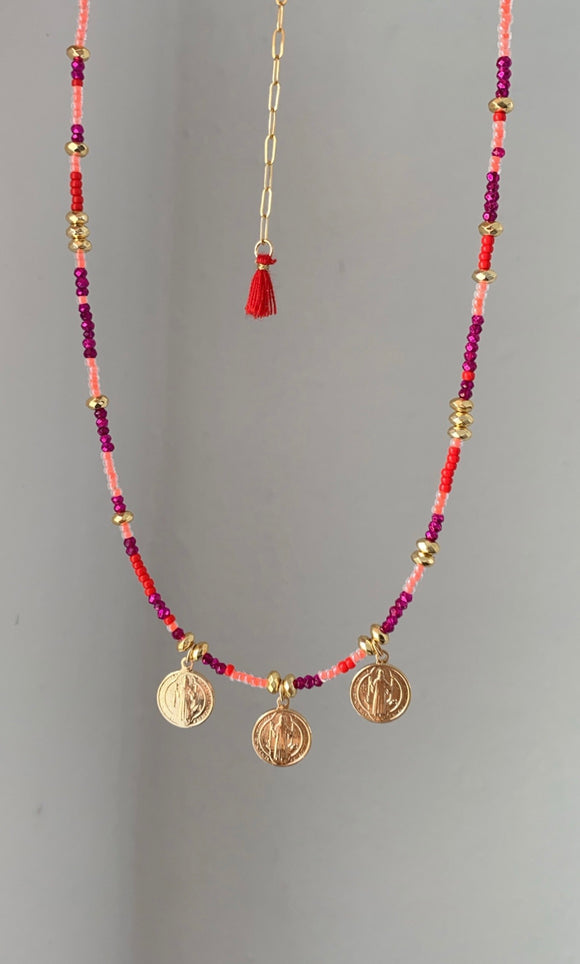 Inara Necklace