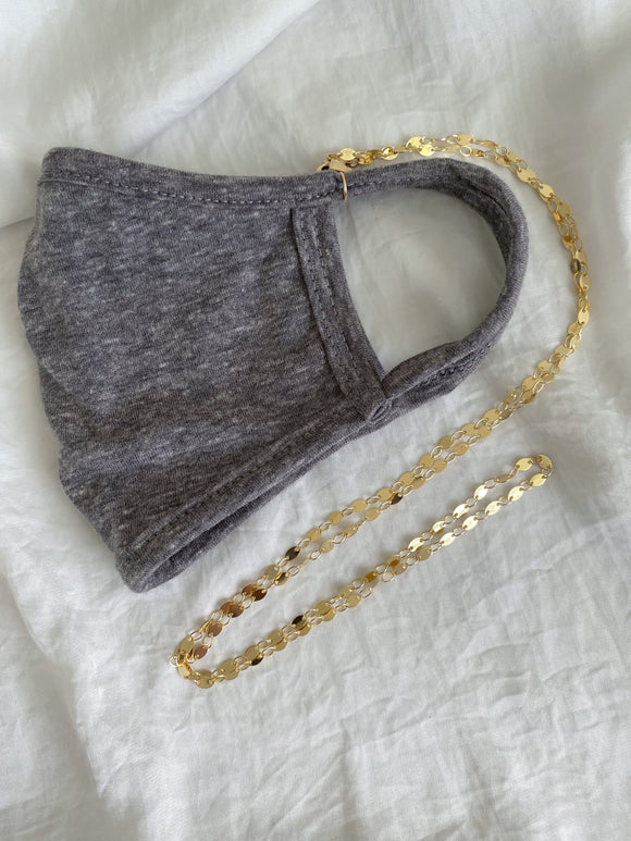Kate Chain + Gray Mask