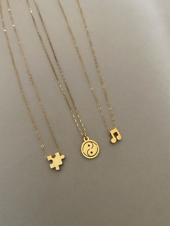 Symbol Necklace