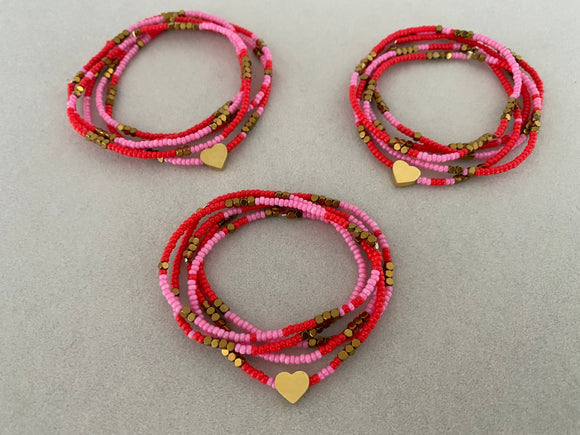 Bliss Heart Bracelets