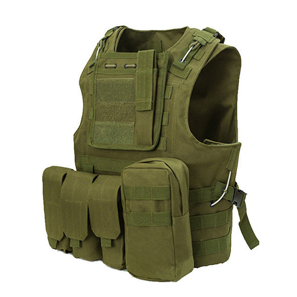 Tactical Outer Carrier Vest