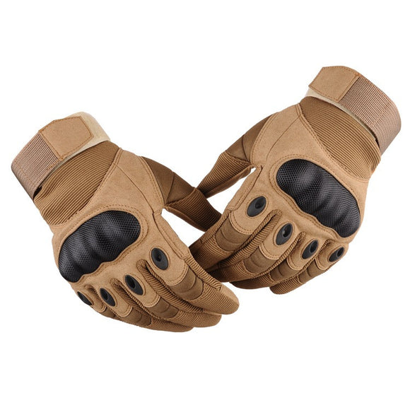 Ventilated Wear-resistant Tactical Gloves
