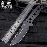 HX OUTDOORS tiger shark D2 Steel Tactical Knife