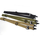 2 Point Tactical Rifle Sling Adjustable Rifle sling Strap