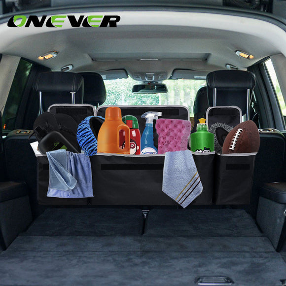 Onever Rear Seat Travel Organizer