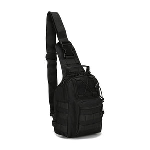 Tactical Chest Pack or Shoulder Molle Bag