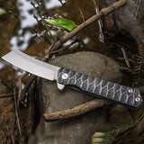 D2 Tactical Hunting Folding Knife (2) Variations
