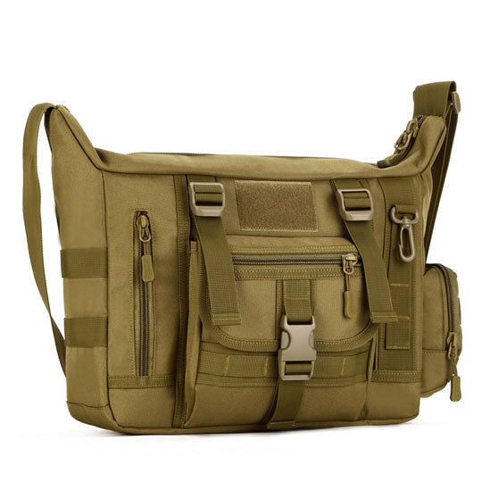 Protector Plus 14 Inch Laptop Ultra-light Tactical Shoulder Bag
