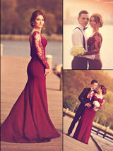 Trumpet/Mermaid Sweetheart Floor Length Satin Prom Formal Evening Dress with Applique