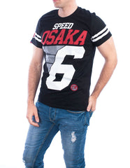 Superdry t-shirt speed osaka black