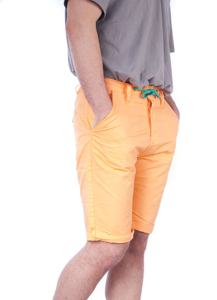 eight2Nine Men Bermuda Orange