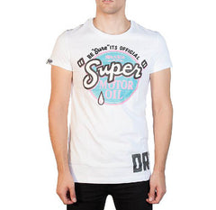 Superdry t-shirt reworked classic tee optic