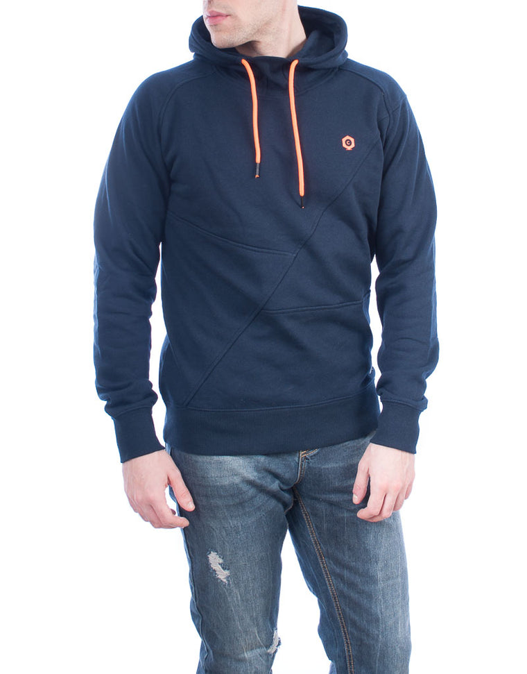 Jack & Jones  hoodie dark blue