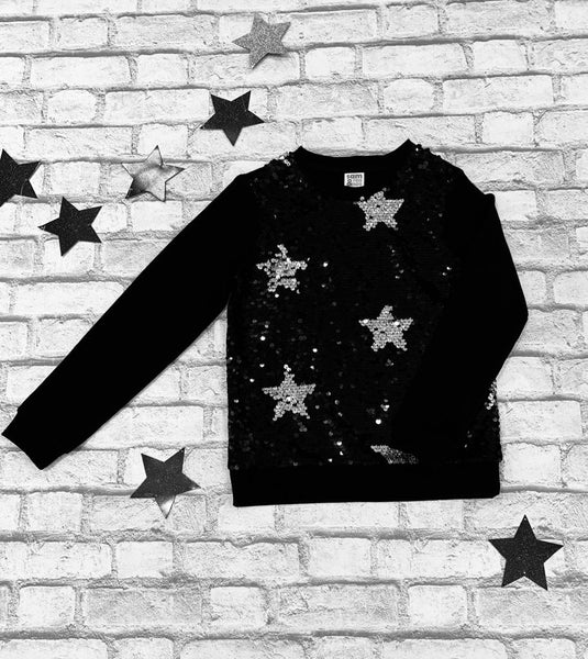 Star Sequence sweatshirts
