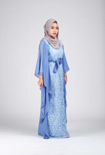 Load image into Gallery viewer, YC Aminah Kaftan - Light Blue