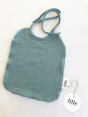 Lillé Muslin Bib Perfect Green