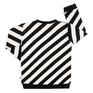 CarlijnQ Electric Zebra sweater