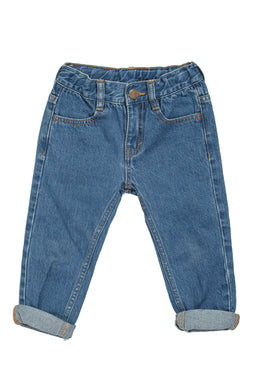 Maed For Mini Blue Bull Jeans