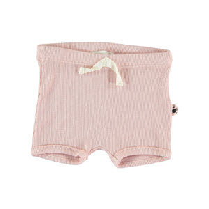 My Little Cozmo Rib Pants Pink