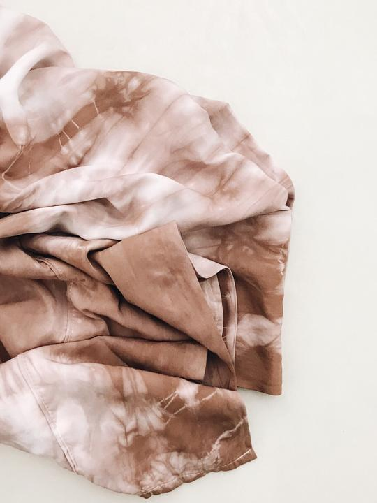 Lion & Lamb Bamboo Cotton Sheet Toffee
