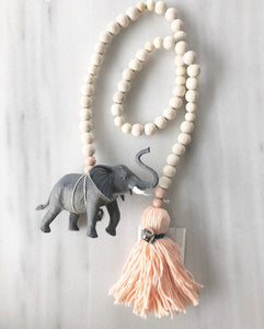 Wolkom Home Garland Elephant