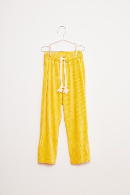 Fish & Kids Yellow Pants