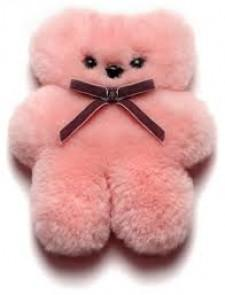 Elks & Angels Little Bear Pink