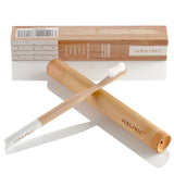 Bamboo Manual Toothbrush - Crisp White