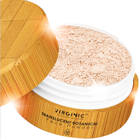 Translucent Botanical Face Powder
