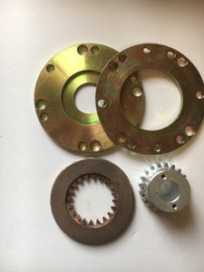 MSB 100 Motor Brake Rebuild Kit Part# 1760FBG