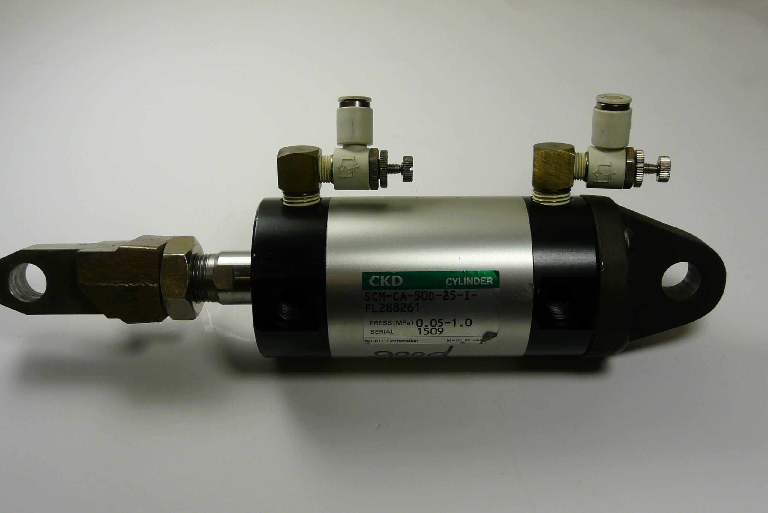 Mitsubishi Air Cylinder Used Tested   Mitsubishi Part# KGA3021