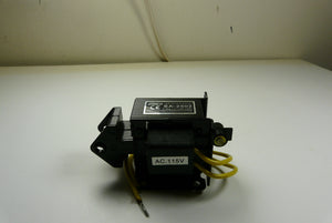 Solenoid Push Pull Part# SA2502 115V