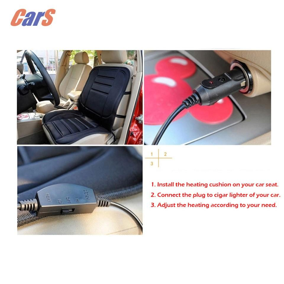 AWESOME 12V WINTER CAR SEAT WARMER Products Must Go