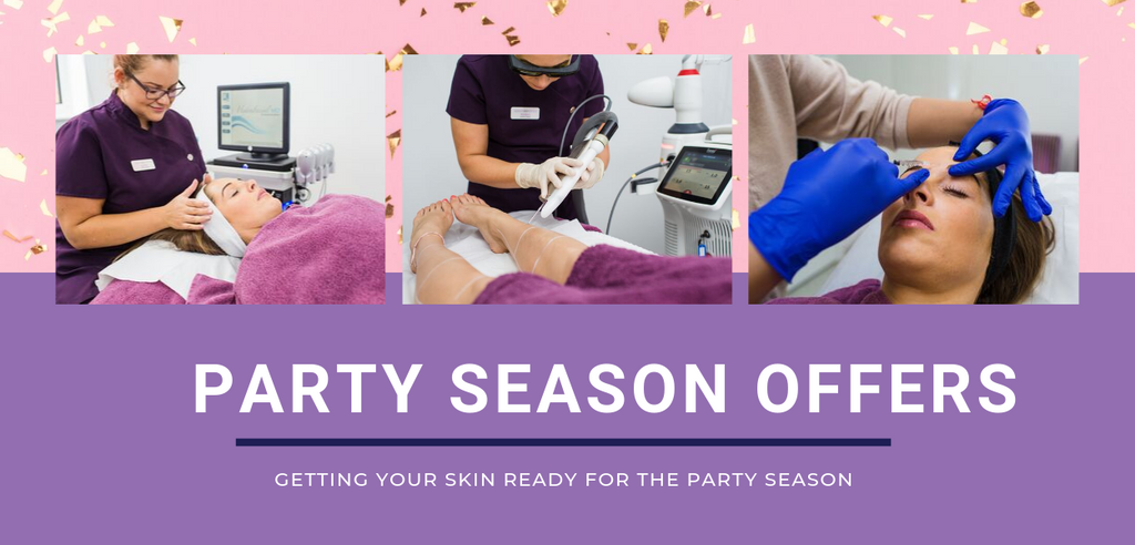 Get Your Skin Ready For Party Season