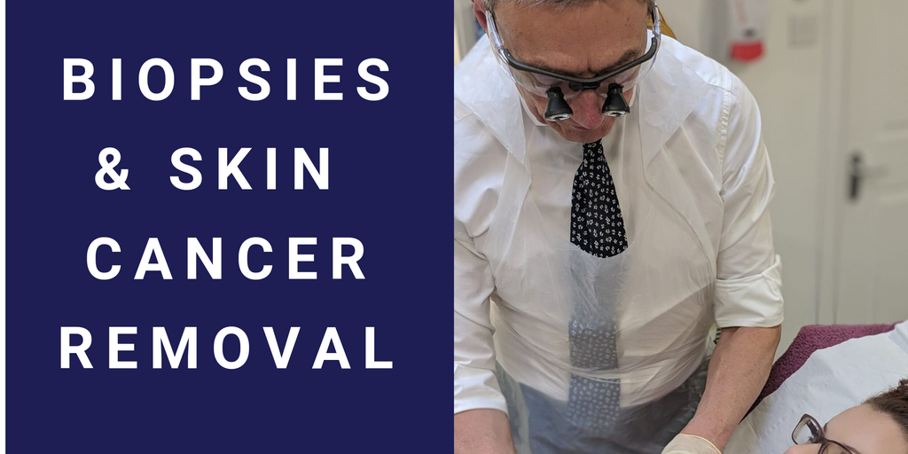 Biopsies & Skin Cancer Removal