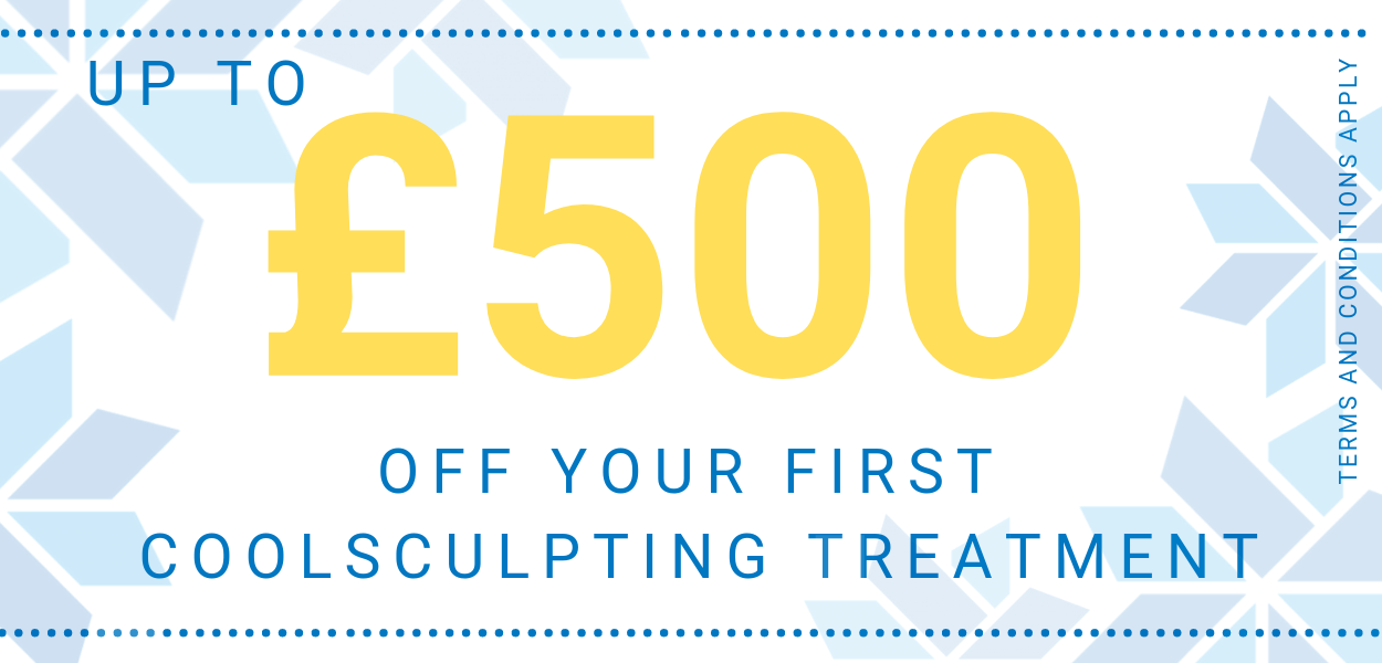 £500 Coolsculpting Voucher