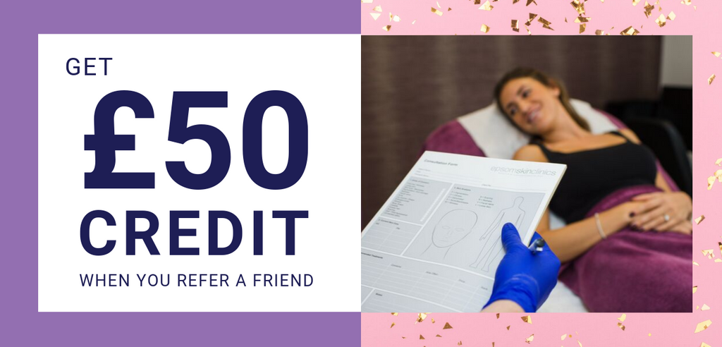 £50 when you refer a friend