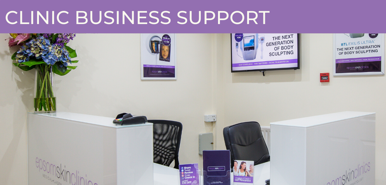 Clinic Business Support