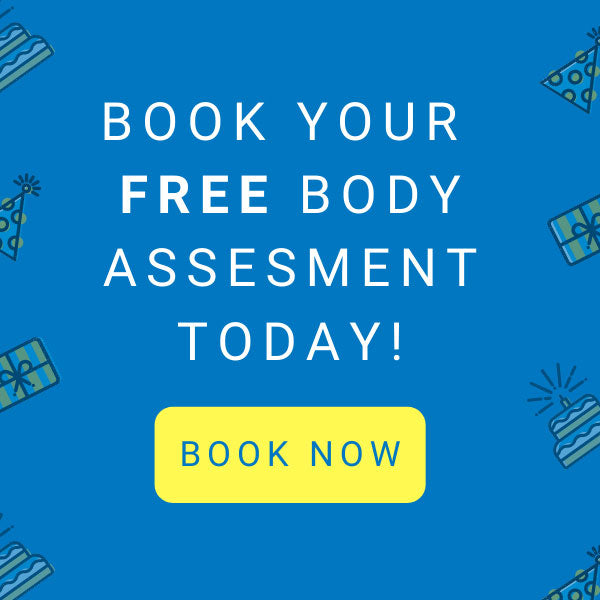 Book your free body assessment today