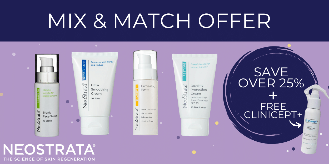 Neostrata Mix and Match offer