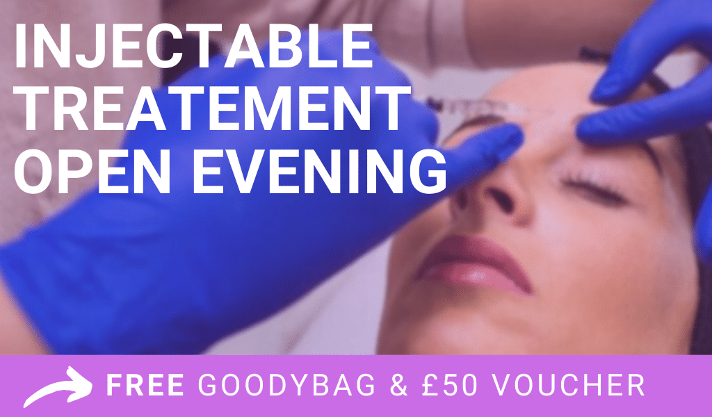 injectable treatement open evening