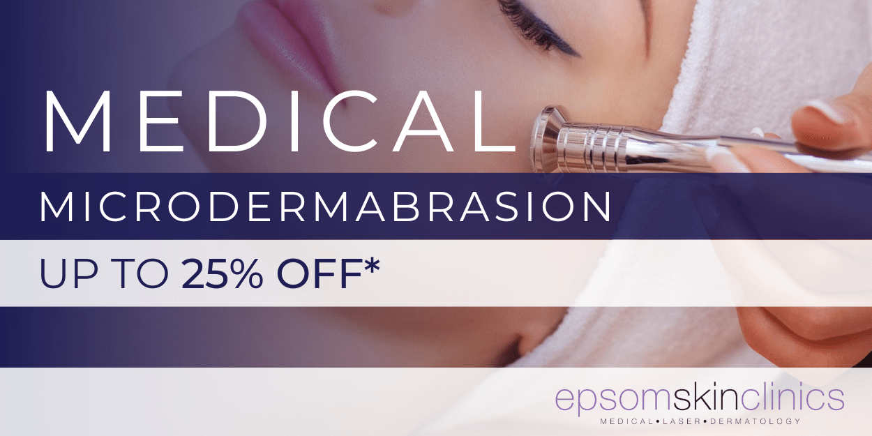 up to 25% off medical microdermabrasion